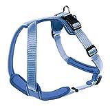 Hunter Hundegeschirr Neopren, Größe XL, blau