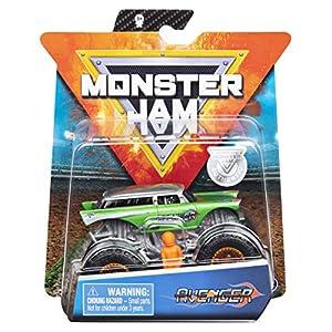 Monster Jam MNJ VHC 1to64 SinglPk Avenger 2 UPCX GML, 6054810, Multicolor