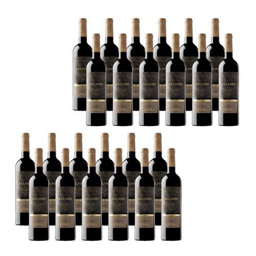 Salmos - Vino Tinto - 24 Botellas
