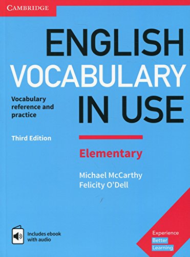 English Vocabulary In Use. Elementary. Third Edition with Answers. Enhanced E-book