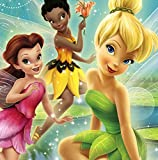 Infinite Arts Tinker Bell Secret of the Wings (14inch x 14inch/35cm x 35cm) Silk Print Poster - Silk Printing - 8487F5