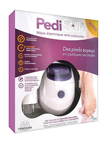 PediSilk Anti-Calluses Rasp Power by PediSilk