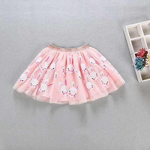 Sommer Kinder Prinzessin Mini Tutu Röcke New Fashion Über Knie Cartoon Party Geburtstag Mädchen Röcke Nette Schweiß Mädchen Kleidung M