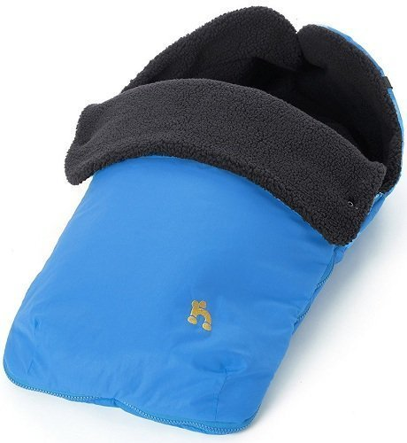 Out n About Footmuff Lagoon Blue by Out 'n' About