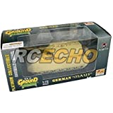 RCECHO® EASY MODEL Military Model 1/72 German MAUS Tank (Finished) 36206 E6206 with RCECHO® Full Version Apps Edition