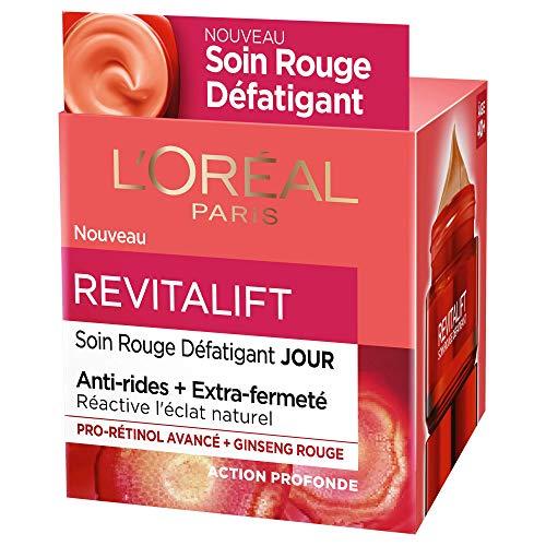 L'Oréal Paris Revitalift Le Soin Rouge Défatigant 50 ml