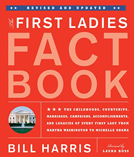 First Ladies Fact Book -- Revised and Updated: The Childhoods, Courtships, Marriages, Campaigns, Accomplishments, and Legacies of Every First Lady from ... to Michelle Obama (English Edition) (Obama First Dog)