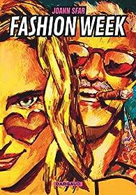 Le Niçois, tome 0 : Fashion Week par Joann Sfar