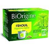 BIORIGINE TISANE FENOUIL 20 SACHETS