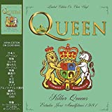 QUEEN - KILLER QUEENS: LIMITED EDITION ON CLEAR VINYL