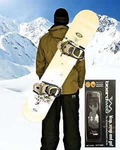 Boardweb Snowboard Carrier Diamond Black