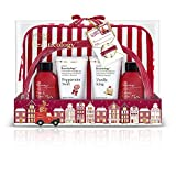Baylis & Harding Beauticology Special Delivery Red Cosmetic Bag Gift Set