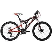 KS Cycling Kinder Mountainbike Fully Nice RH 43 cm Fahrrad