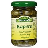 Produkt-Bild: Feinkost Dittmann Kapern mild-würzig eingelegt, 60g