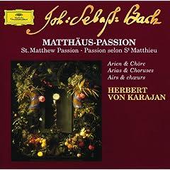 """J.S. Bach: St. Matthew Passion, BWV 244 / Part One - No.35 Choral: """"O Mensch, bewein dein S�nde gro�"""""""