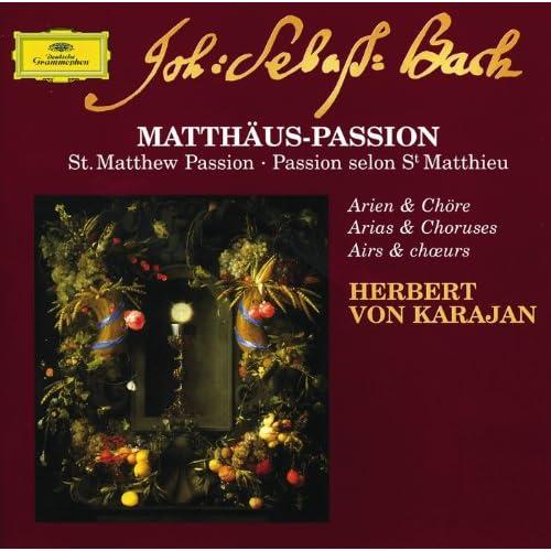 "J.S. Bach: St. Matthew Passion, BWV 244 / Part Two - No.47 Aria (Alto): ""Erbarme dich, mein Gott"""
