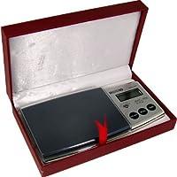041|BALANZA BASCULA DIGITAL PRECISION JOYERO HASTA 500 grs.