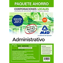 Paquete Ahorro Administrativo de Corporaciones Locales.