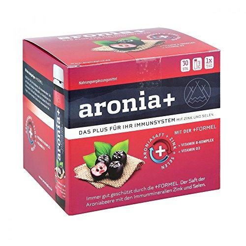 Aronia+ immun, 30 St. Trinkampullen