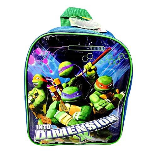 Kinder Teenage Mutant Ninja Turtles Rucksack