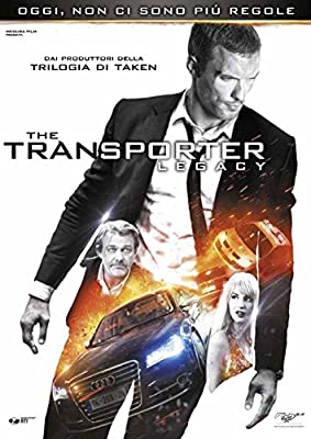 The Transporter Legacy [Import italien]