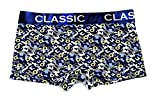 Women Big Girls Fashion Triangle Boxers Femme Casual Sports Style Lingerie Underwear Ladies Cotton Knickers Hipster Shorts (L, Classic)