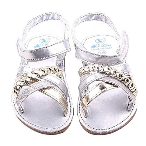 Chaussures Fille, IMJONO Bébé Sandales en plein air Princesse enfantine