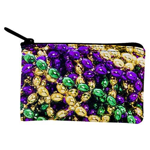 Mardi Gras Beads Coin Purse Multi Standard One Größe