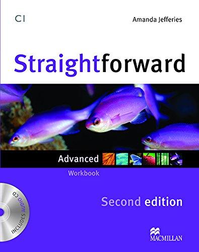 STRAIGHTFWD Adv Wb Pk -Key 2nd Ed (Straightforward 2nd Edition Ad) por R. Norris