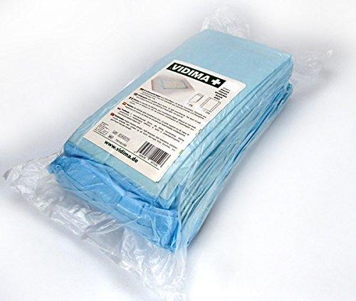 Puppy Pads / Welpenunterlagen, 60×60 cm, handlich verpackte Einwegunterlagen, VIDIMA, 100 Stück - 3