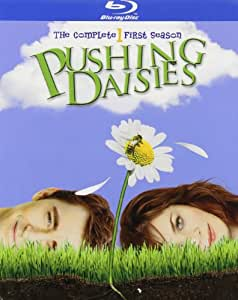 Pushing Daisies: Complete First & Second Seasons [Blu-ray] [Import anglais]