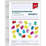 FLVG - ErzieherInnen-Kalender von ErzieherInnen für ErzieherInnen DIN A4 - Kindergarten-Jahr 2016 - 2017