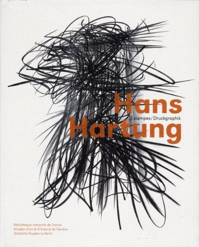 Hans Hartung. Estampes