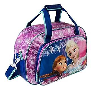 Artesanía Cerdá Frozen Bolsa de Deporte Infantil, Color Morado