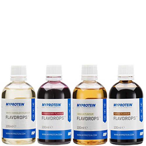 NO.1 COFFEE & TEA PRODUCTS MYPROTEIN FLAVDROPS LIQUID FLAVOURING, MAPLE, 50ML BEST BUY REVIEWS UK