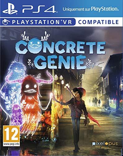 Concrete Genie - PlayStation 4 [Importación francesa]