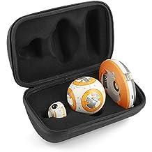 Viaje Duro EVA Bolsa De Transporte Protectora Bolsa De Almacenamiento Para Sphero BB-8 Droid