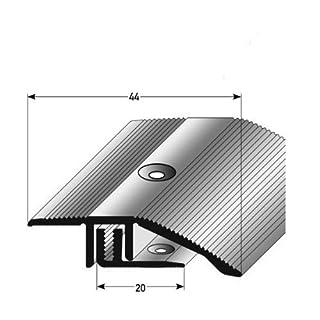 Acerto Höhenausgleich, Parkett, APL-System, mit Schrauben und Dübel, 100 cm, Silber, 7-15 mm für Laminat