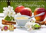 Süße Verführungen (Tischkalender 2018 DIN A5 quer): Selbstgemachte Süßspeisen (Monatskalender,...