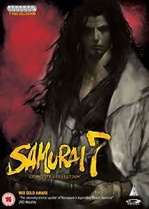 Samurai 7 Complete Collection [DVD]