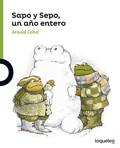 Sapo y Sepo, un año entero por Arnold Lobel