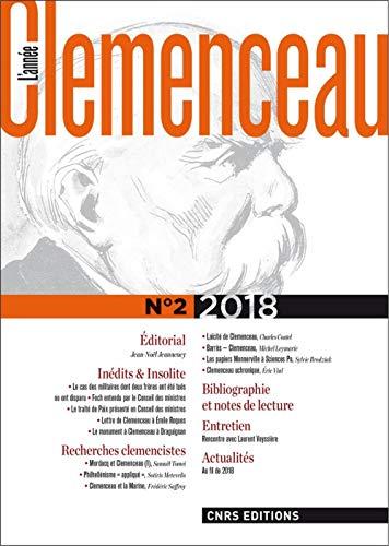 L'Année Clemenceau - numéro 2 2018 (02) par Collectif