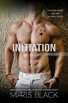 Initiation (SSU Boys Book 1) by [Black, Maris]