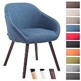 Sedia visitatore Hamburg - rivoluziona la stanza con un tocco moderno! La sedia da conferenza Hamburg è la scelta ideale se cerchi stile e comfort. La comoda imbottitura di questa sedia con schienale e la sua fodera in tessuto rendono questa ...