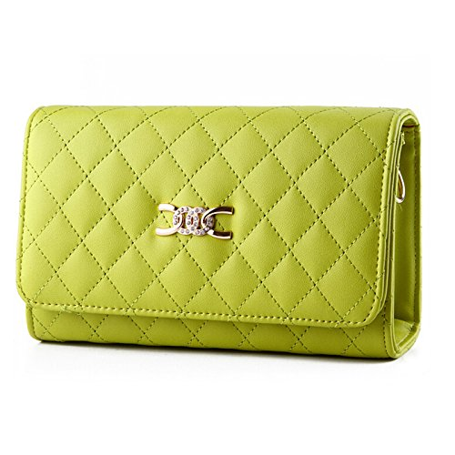 NiaNia ,  Damen Tasche grün