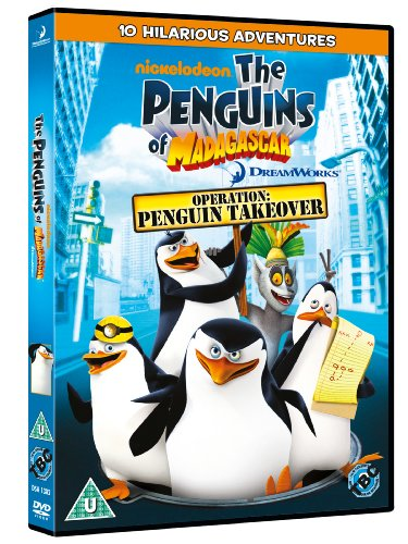 Of Madagascar: Series 1 - Operation Penguin Takeover