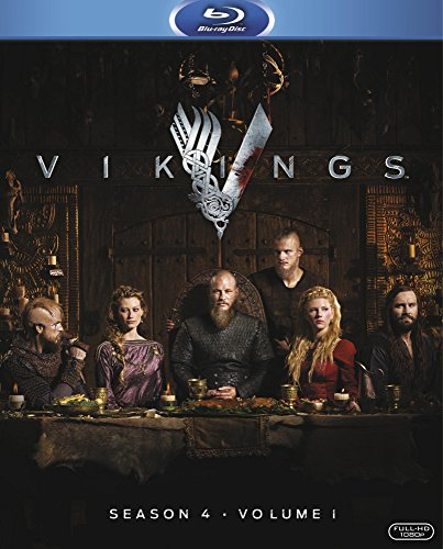 Bücher Bau Kostüm - Vikings - Season 4.1 [Blu-ray]