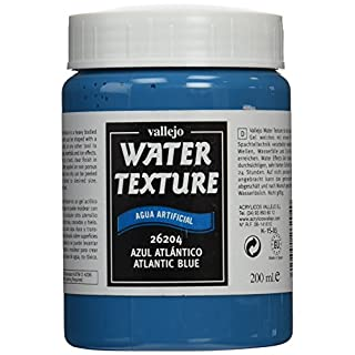 Vallejo Model Color 200 ml Water Effects - Atlantic Blue