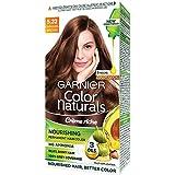 Best Hair Colors - Garnier Color Naturals, Shade 5.32 Caramel Brown, 70ml+60g Review