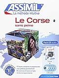 Le Corse sans Peine ; Livre + CD Audio (x3)
